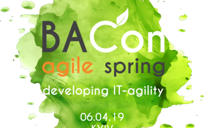 IT Network BACon: agile spring '19