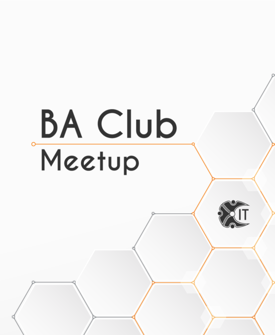 IT Network BA Club Meetup #31