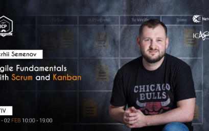 Тренинг: «Agile Fundamentals with Scrum and Kanban»